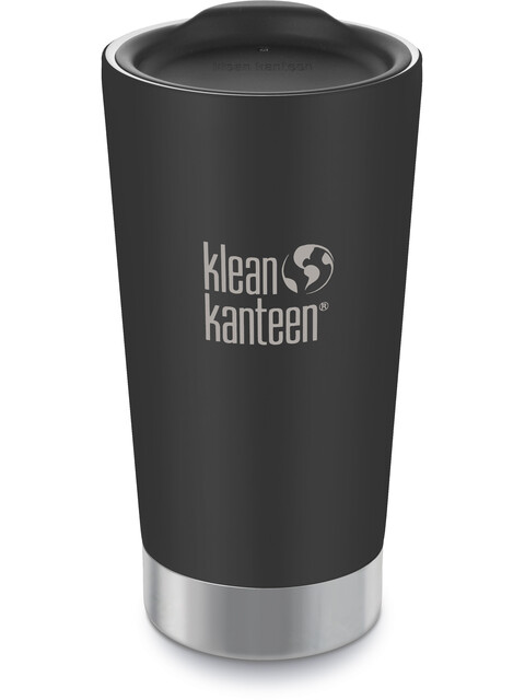 Klean Kanteen Tumbler Vacuum Insulated 473ml Shale Black Matt